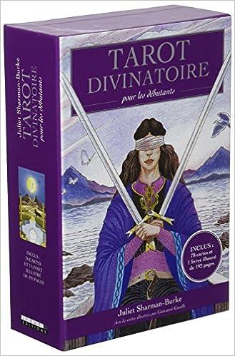 Carte Tarot Divinatoire.Amazon Fr Tarot Divinatoire Pour Les Debutants Avec 78