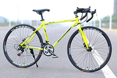 Mature Cz-30&Nbsp;- Bicicleta de Carretera, Amarillo y Negro ...