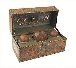 harry potter collectible quidditch set accessory
