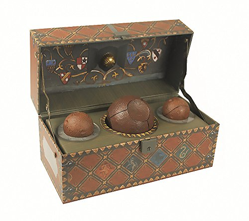 Harry Potter: Collectible Quidditch Set - Accessory from Running Press Adult