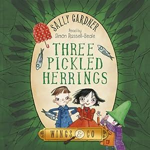 Three Pickled Herrings Audiobook