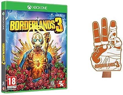 Borderlands 3 - Edición Deluxe, Xbox One + Mano de goma espuma ...