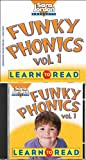 Funky Phonics: Learn to Read, Vol. 1 (Book & CD) (Sara Jordan Presents)