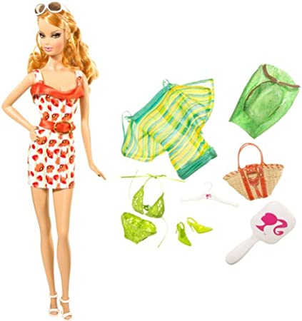 Barbie Top Model Resort Summer Amazon Ca Toys Games