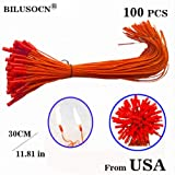 Magic Effect 100pcs/lot 11.81in Connecting Wire for Fireworks Firing System+Ship from USA
