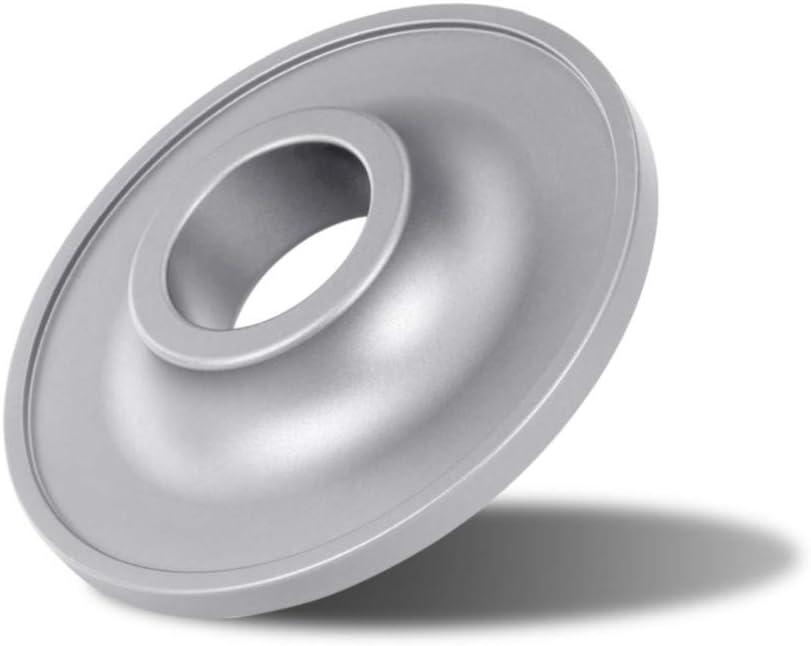 per altoparlanti Homepod Supporto antiscivolo in acciaio inox nero Accken