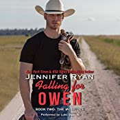 Falling for Owen: The McBrides, Book 2 | Jennifer Ryan