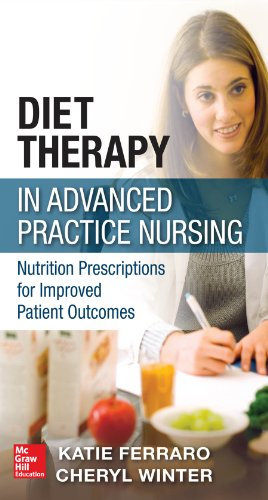 Diet Therapy in Advanced Practice Nursing: Prescriptions for Improving Patient Outcomes through Nutrition Pdf
