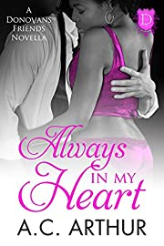 Always In My Heart: A Donovan Friends Novella