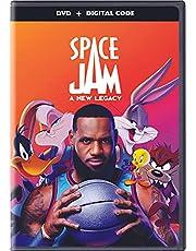Space Jam: A New Legacy (Dvd/Digital)
