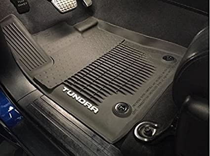 Toyota all weather floor liners