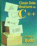 Classic Data Structures in C Plus Plus, Budd, Timothy A., 0201508893