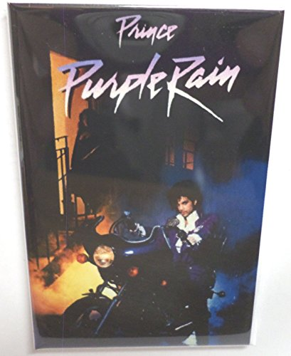 "Purple Rain Movie Poster 2"" x 3"" Refrigerator Locker MAGNET"