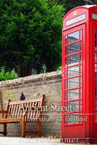 Download Ancient Streets and Homesteads of England ebook