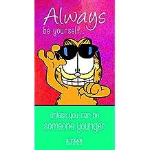 TF PUBLISHING 2017-2018 Garfield 2 Year Pocket Calendar