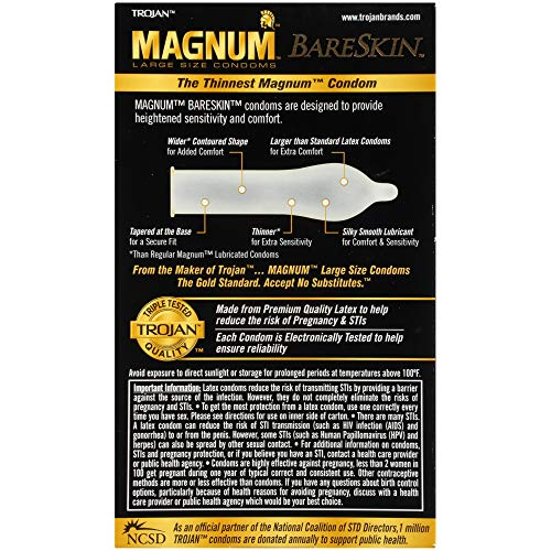 Buy magnum condoms