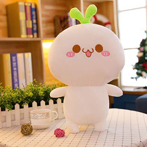 blanc Smile 60 cm hommegege Doll Rag Doll Pendentif Mini Coussin Texte Jolie Fille Couple Groupe Peluche Jouets 70 cm Lutte Blanche