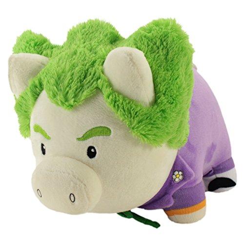 DC Comics Justice League Joker Soft Piggy Bank | Collectible Soft-Plush Piggy Bank | by Animal Adventure