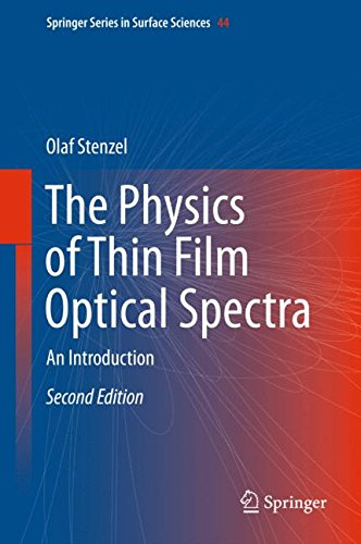 The Physics of Thin Film Optical Spectra: An Introduction (Springer Series in Surface Sciences)