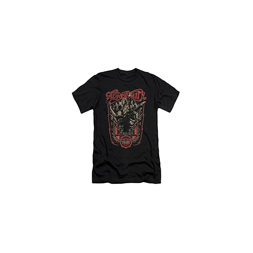 Aerosmith – Camiseta Hombre