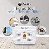 Eva-Dry Wireless Mini Dehumidifier, White