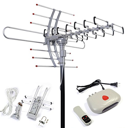 Strong Digital Amplified Antenna HDTV 1080P Outdoor HD TV 15