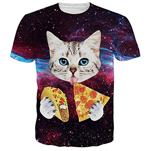 uideazone-mens-galaxy-cat-eat-pizza-short-sleeve-t-shirt-tee-topscat3asia-m-us-s