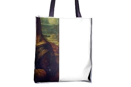 Mona Lisa, Leonardo da Vinci Allover impresa bolsos, Popular ...