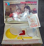 Vintage Tupperware Mini Mix It Mixing Bowl Baking Set for Chlldren