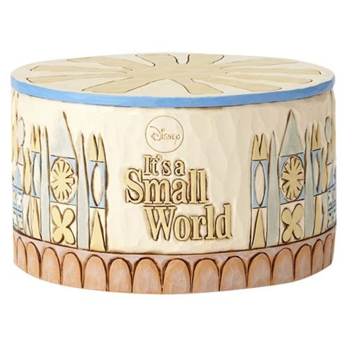 Jim Shore Disney Traditions It's A Small World Sonata Musical Displayer (It Halloween Disney Song)