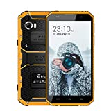 "Unlocked Rugged Cell Phone E&L W9 Smartphone 6.0 inch 16GB/2GB 4G Android 6.0-6.0""HD"