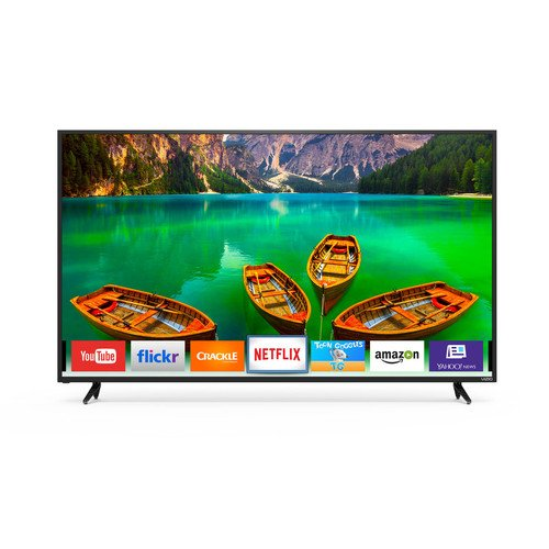 "VIZIO D65-E0 65"" 4K Ultra HD Smart Led Television (2017)"