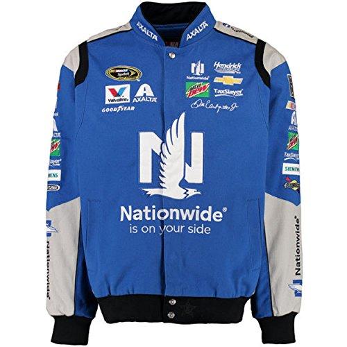 Dale Earnhardt Jr. Nationwide NASCAR Jacket Size XXLarge