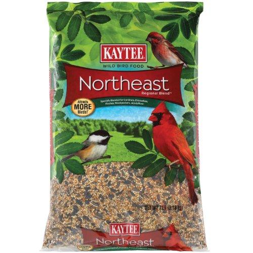 Kaytee Northeast Regional Wild Bird Blend, 7-Pound Bag, My Pet Supplies