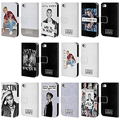 Official Justin Bieber Purpose Leather Book Wallet Case Cover For Apple iPhone 4 / 4S