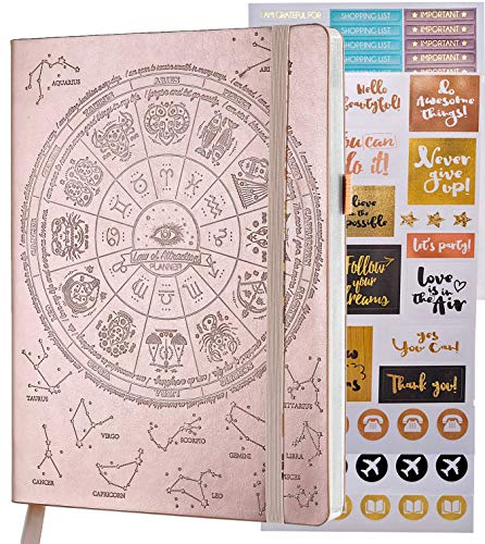 Deluxe Law of Attraction Life Planner - A 12...