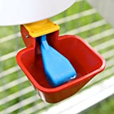 Royal Rooster Chicken Poultry Twin Waterer with