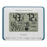 La Crosse Technology 308-1711BL Wireless Weather Station with Heat Index and Dew Point