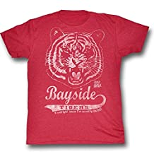 Saved By The Bell Bayside Vintage Adult T-Shirt Tee
