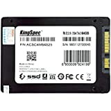 KingSpec SSD 64GB SATA3 High Speed 64MB Cache 2.5 inch HHD Internal Solid State Drive for Computer or Laptop Notebook