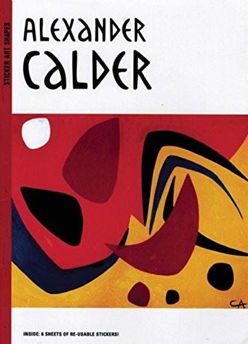 Sticker Art Shapes: Alexander Calder