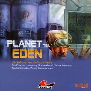 Planet Eden 1 Hörspiel