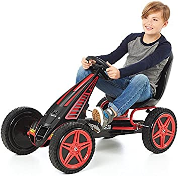 paddle go kart for kids 5 years old