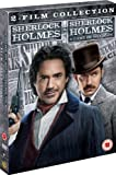 Sherlock Holmes and Sherlock Holmes: A Game of Shadows - 2 Film Collection [DVD] [2009] [UK Import]