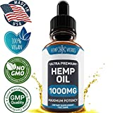 Best Hemp Oils - Hemp Oil Extract for Pain, Anxiety & Stress Review