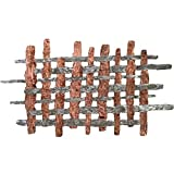 7055 Inc Warrior Crosshairs Metal Wall Sculpture