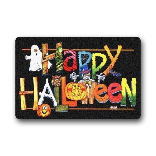 Best Music Posters Custom Machine-Washable Door Mat Halloween Indoor/Outdoor Doormat 23.615.7 -