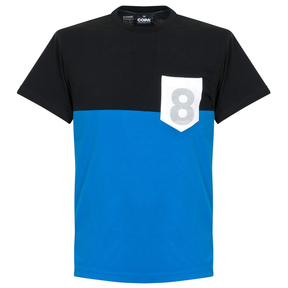 Copa Nerazzurri Pocket T-Shirt T-Shirt T-Shirt - blau schwarz B00PNP4GG6 T-Shirts Kaufen Sie online 8a0cd5
