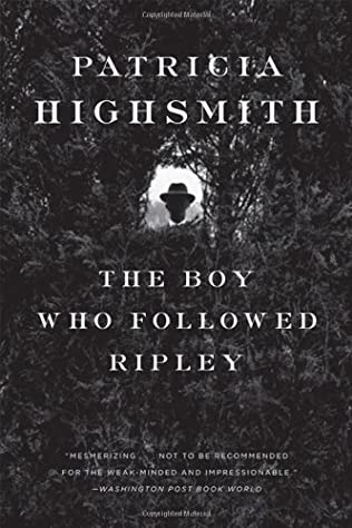 book cover of The Boy Who Followed Ripley