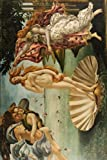 Sandro Botticelli's 'The Birth of Venus' Art of Life Journal (Lined)